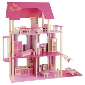 ascenseur maison barbie