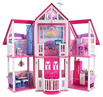 ascenseur maison barbie