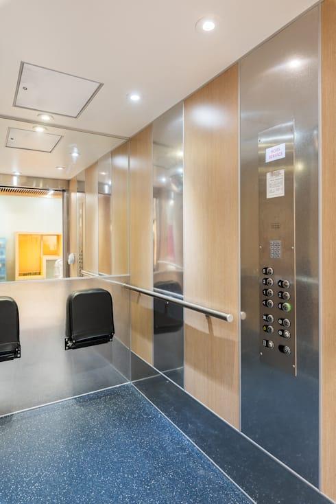 ascenseur maison de retraite