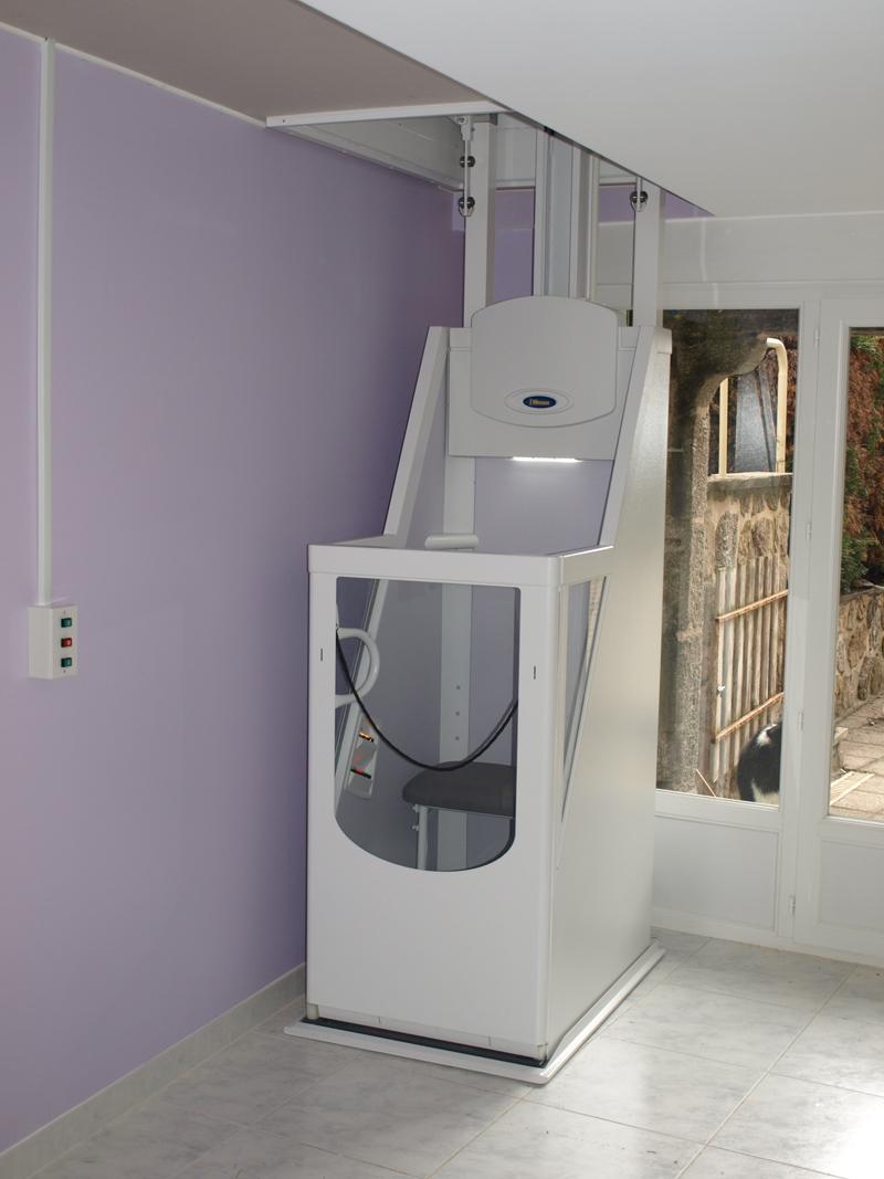 ascenseur maison individuelle belgique