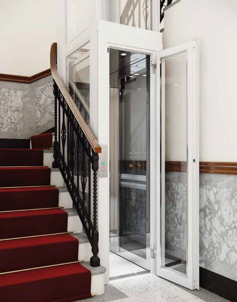 ascenseur pour la maison