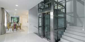 ascenseur pour maison de particulier