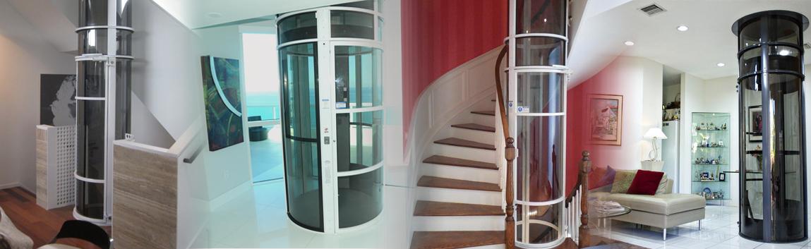 ascenseur pour maison privee