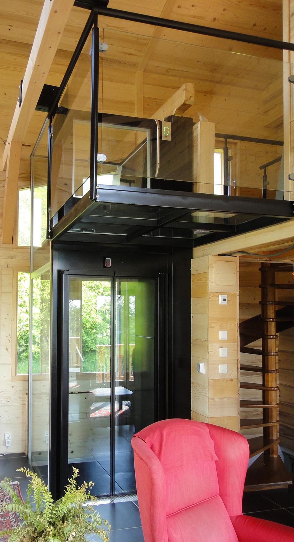 ascenseur privatif charente