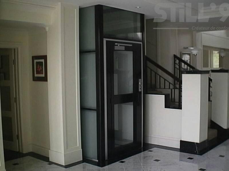 ascenseur privatif cout