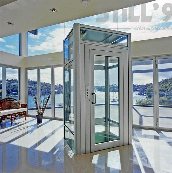 ascenseur privatif cout. Black Bedroom Furniture Sets. Home Design Ideas