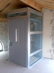 ascenseur privatif gard