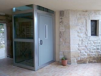 ascenseur privatif herault