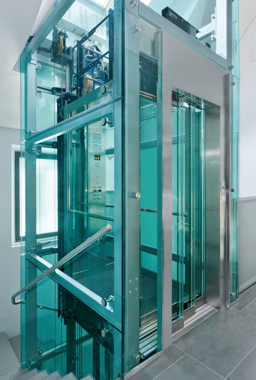ascenseur privatif immeuble