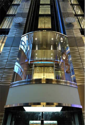 ascenseur privatif kone