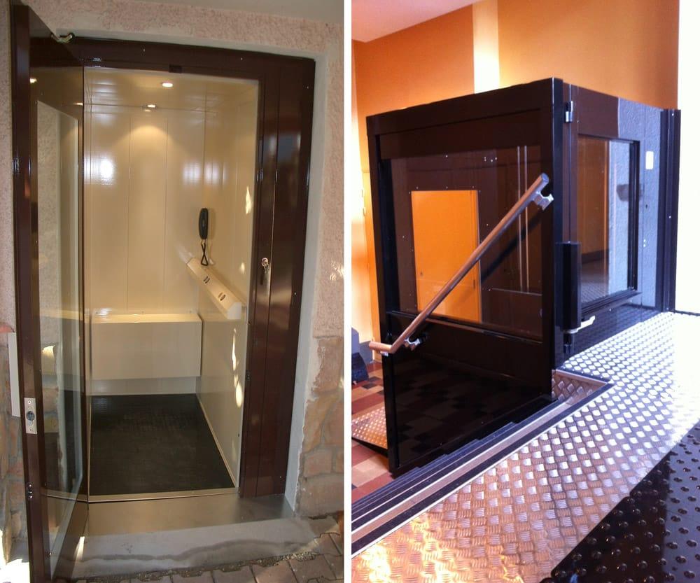 ascenseur privatif lyon. Black Bedroom Furniture Sets. Home Design Ideas