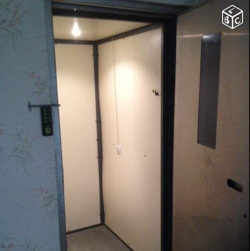 ascenseur privatif occasion