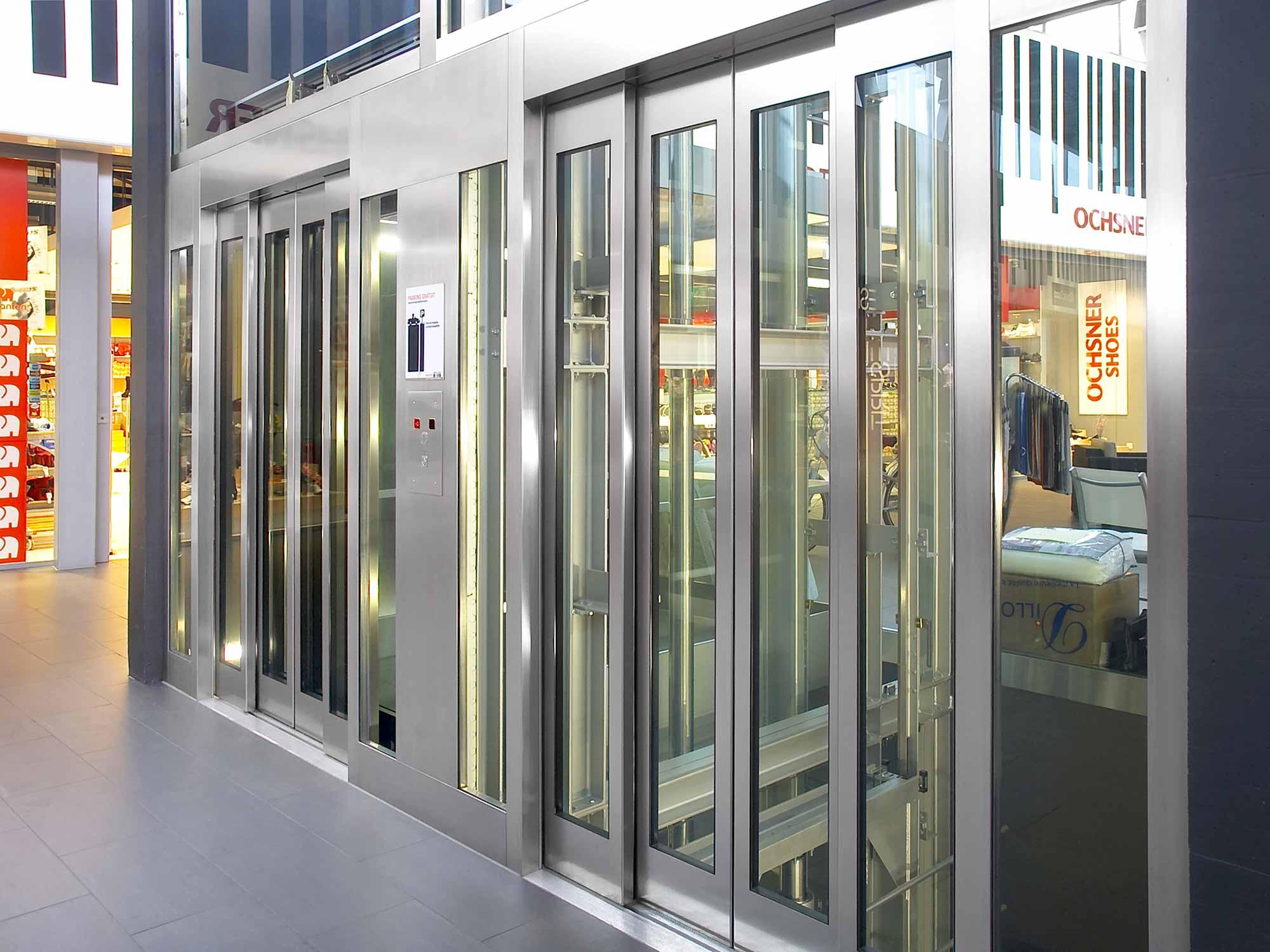 ascenseur privatif suisse