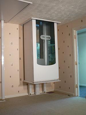 ascenseur privatif wessex