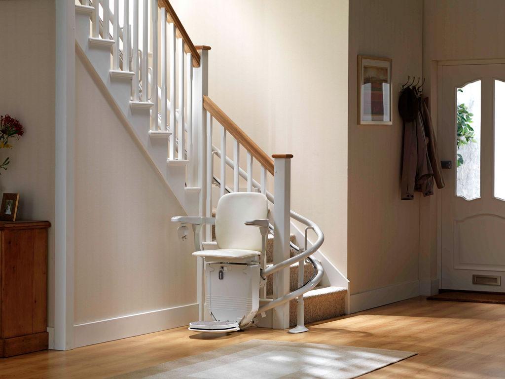 escalier electrique en anglais