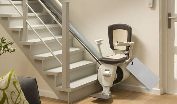escalier electrique maison