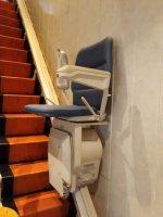 escalier electrique occasion belgique