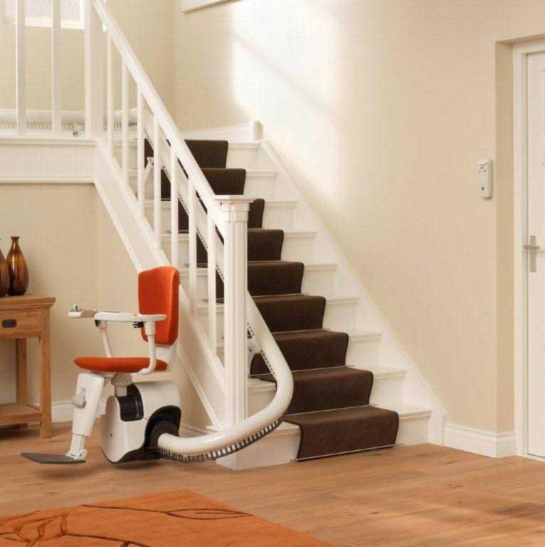 escalier electrique vital