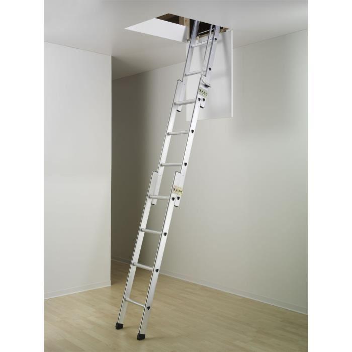 escalier escamotable electrique leroy merlin