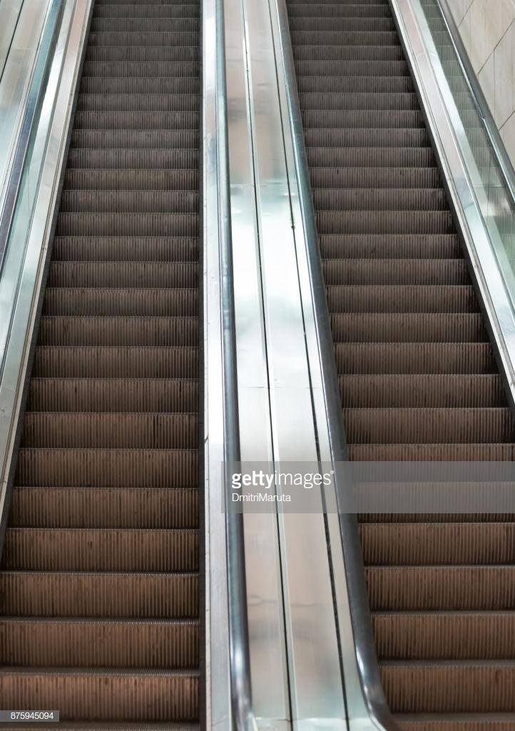 escalier mobile electrique