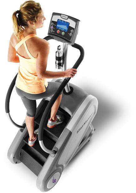 escalier roulant gym