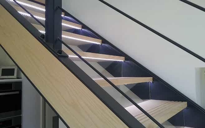 escalier roulant pour maison