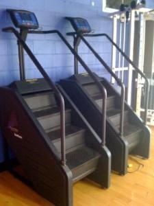 escalier roulant sport