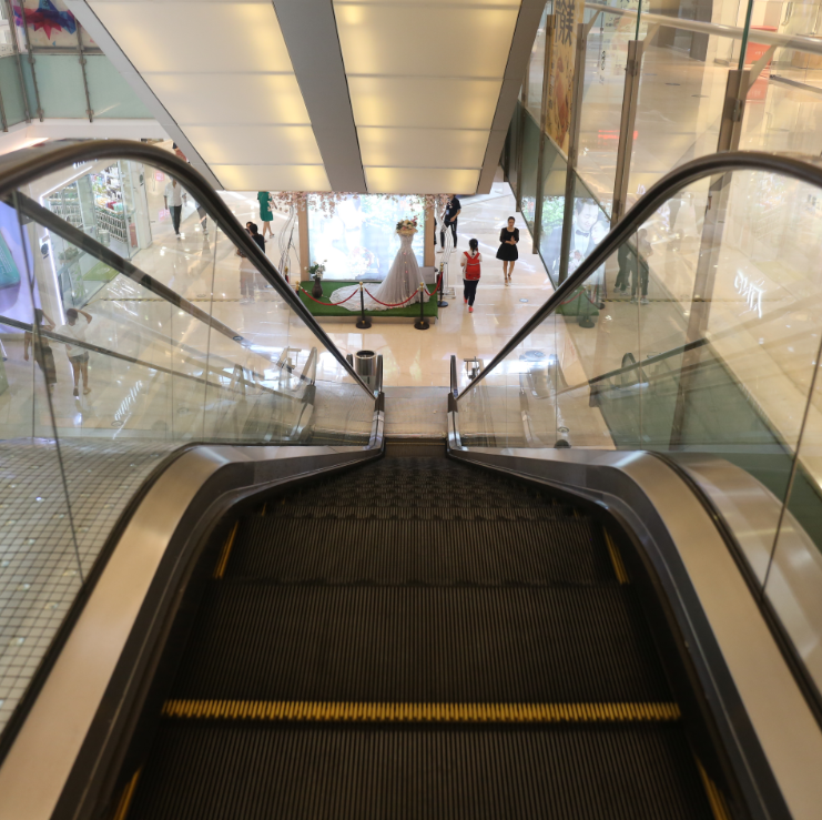 escalier roulant traduccion