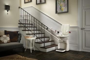 monte escalier 17