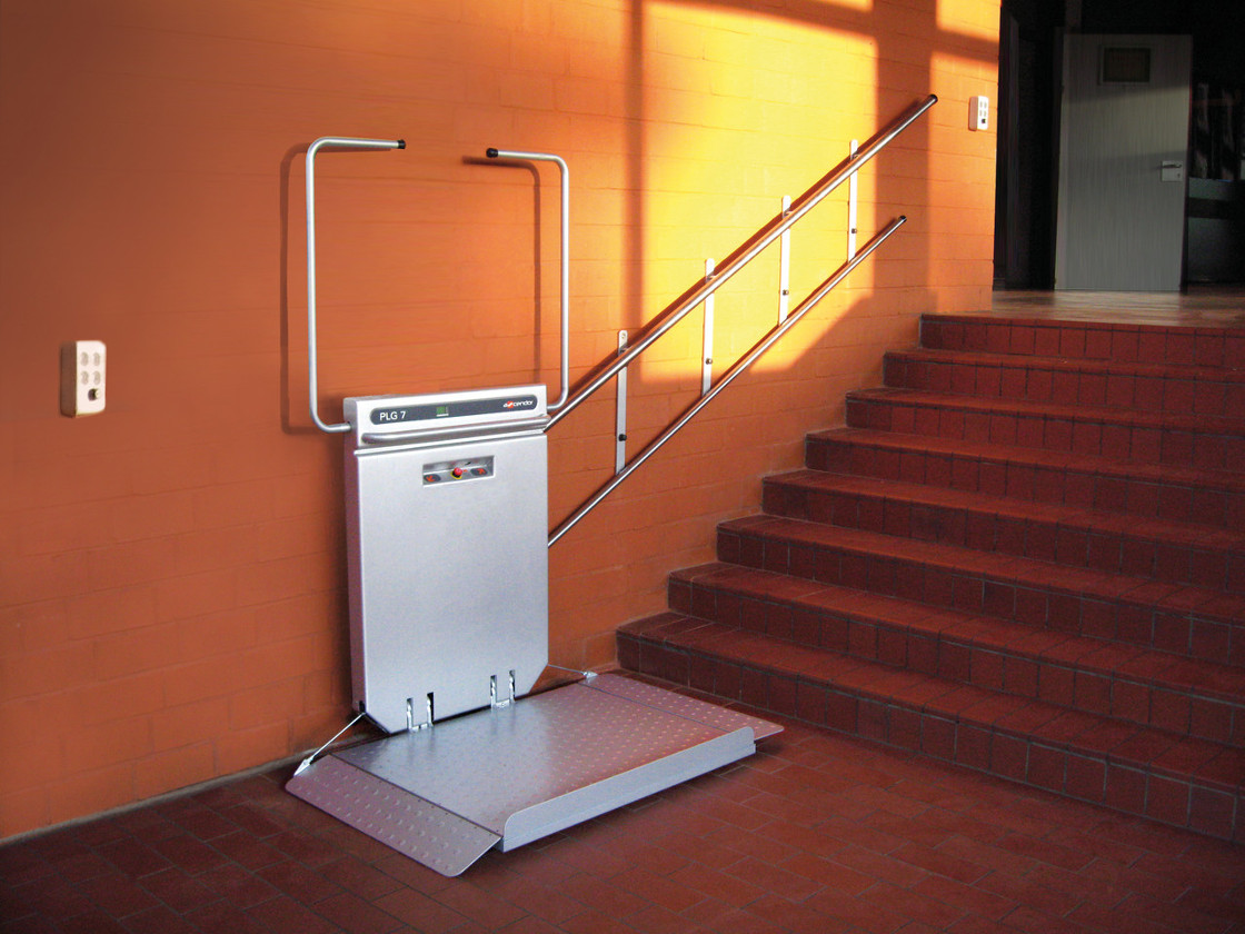 monte escalier 3 marches