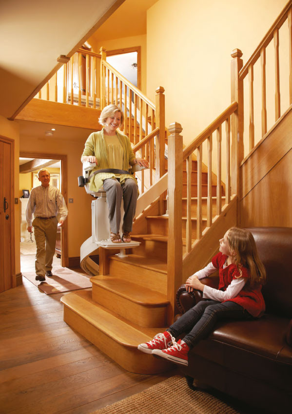 monte escalier 44