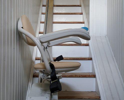 monte escalier 47