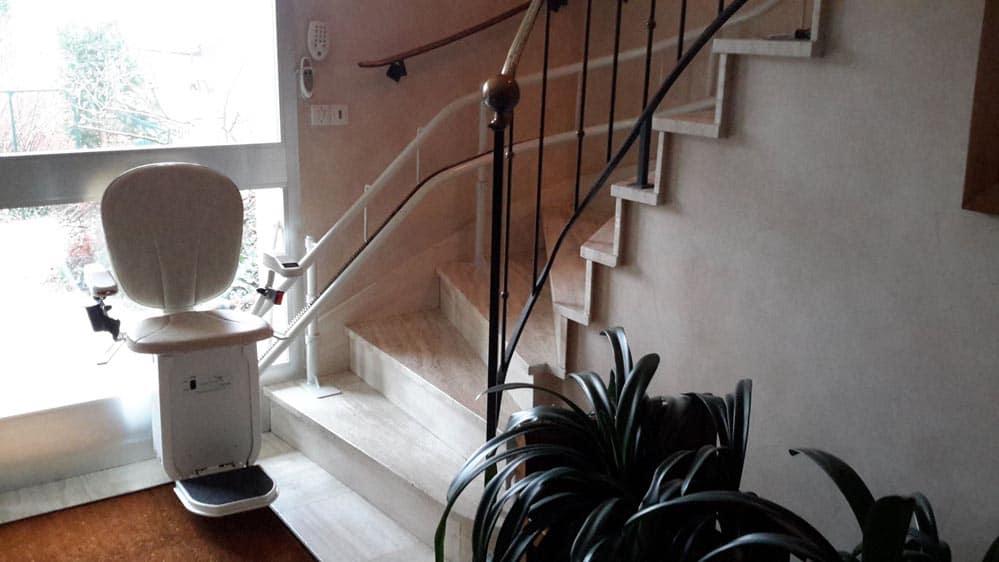 monte escalier 68