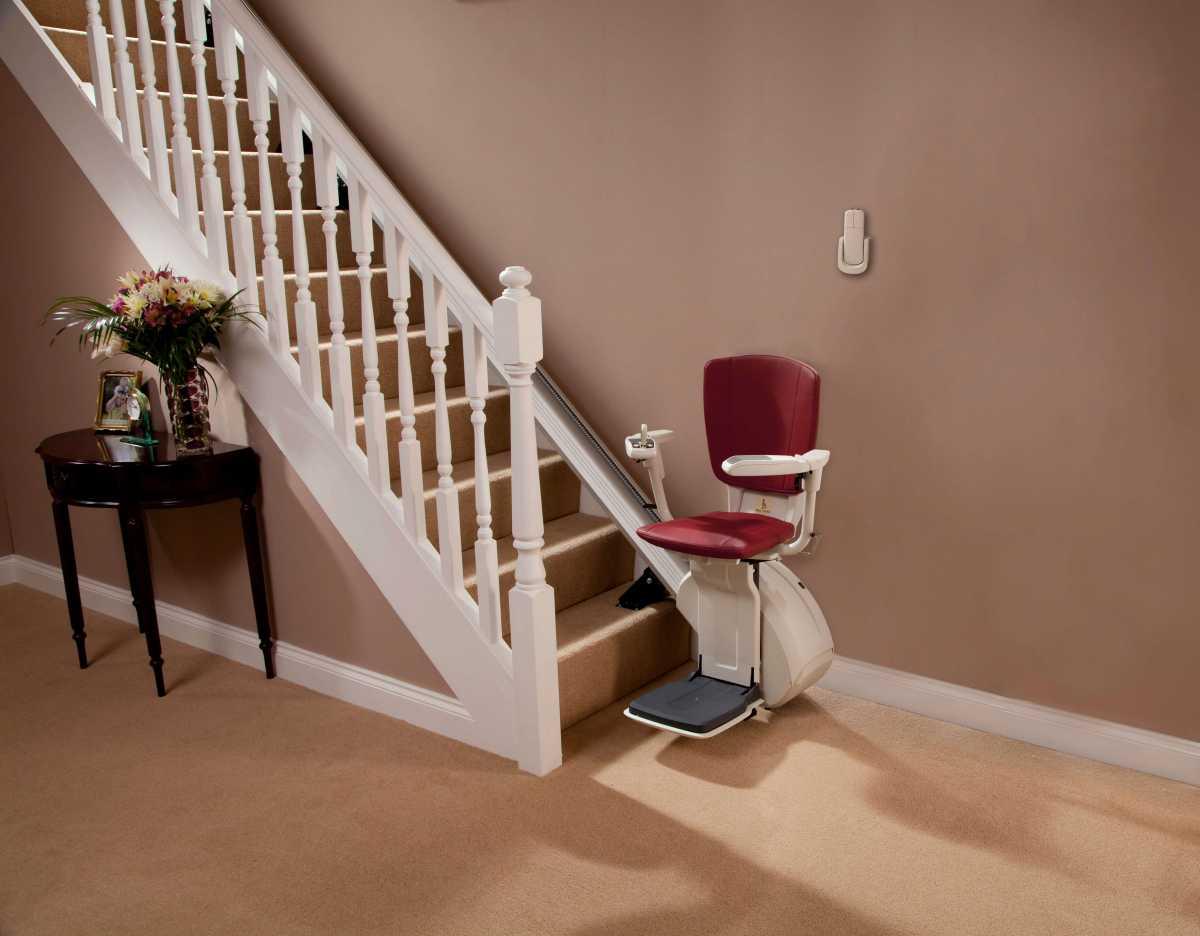 monte escalier 78