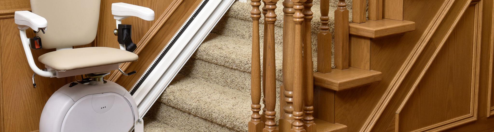 monte escalier acorn 80