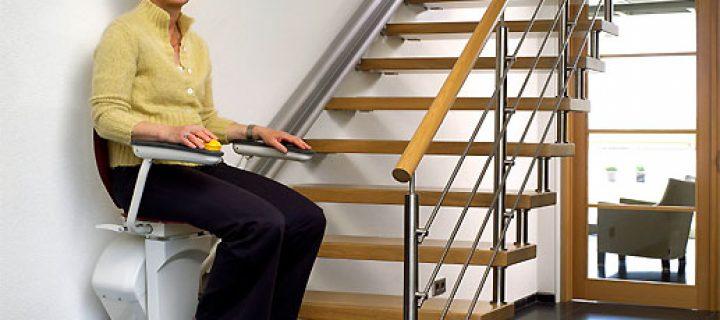 monte escalier acorn