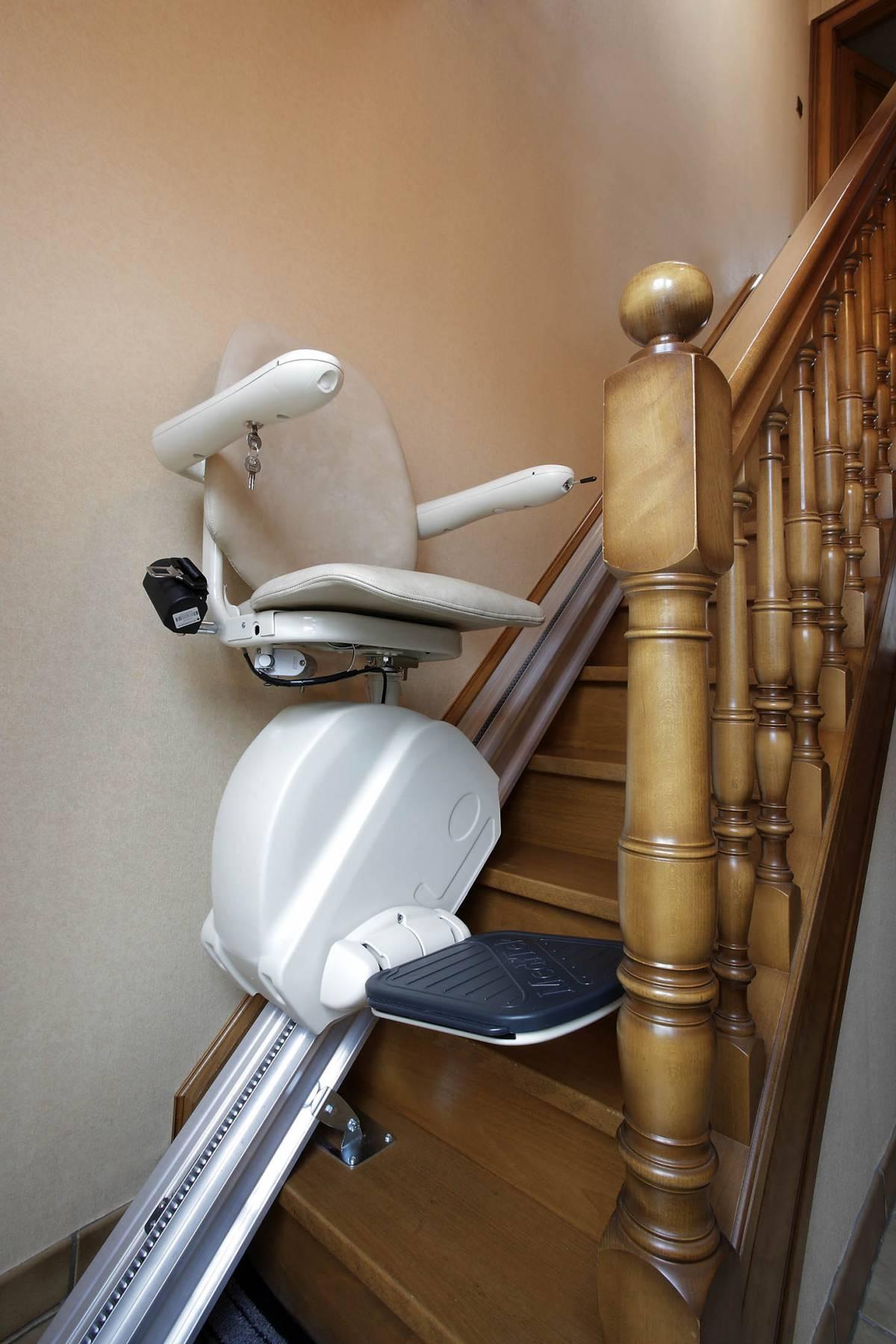 monte escalier alsace