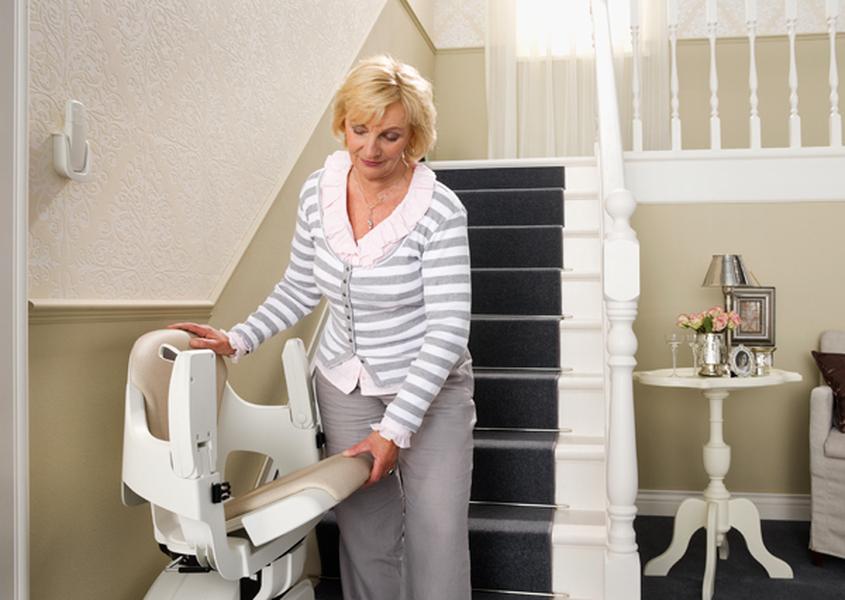 monte escalier brabant wallon