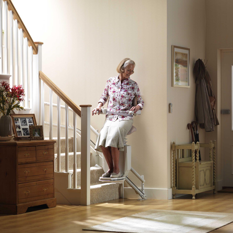 monte escalier bruxelles