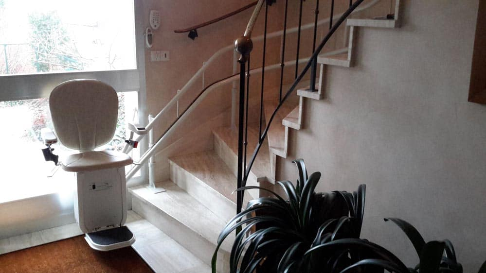 monte escalier cernay