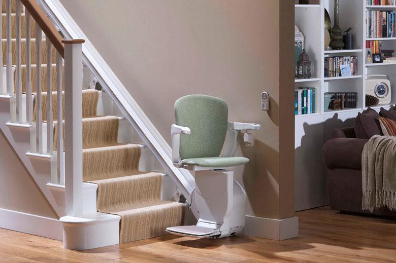 monte escalier charente