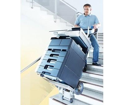 monte escalier charge lourde