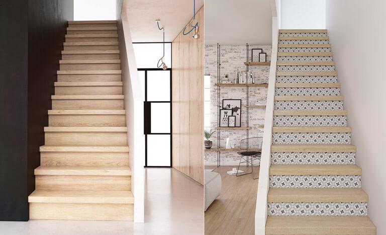 monte escalier cholet