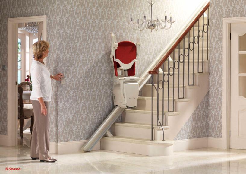 monte escalier comparatif