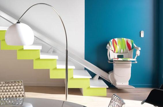 monte escalier design