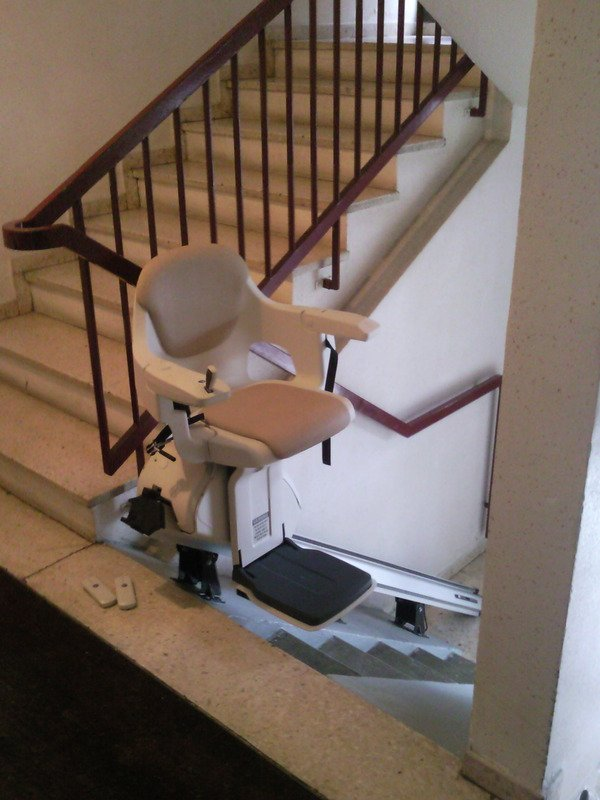 monte escalier dordogne