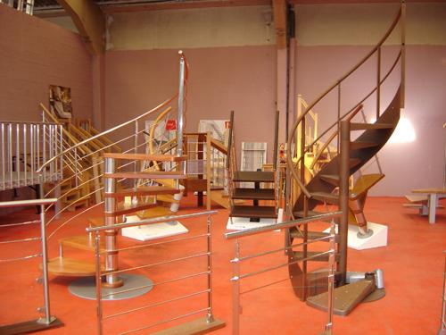 monte escalier dunkerque
