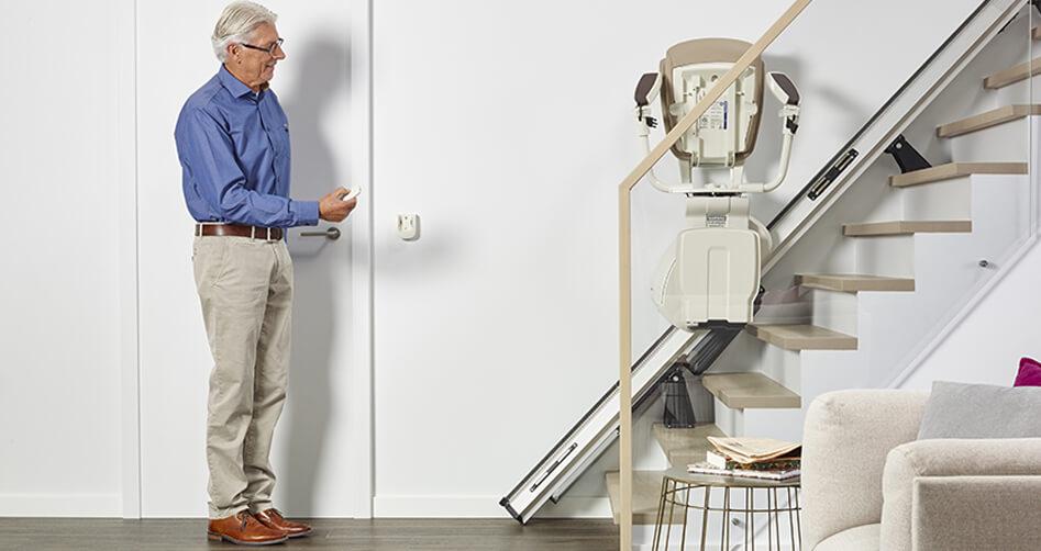 monte escalier electrique avis