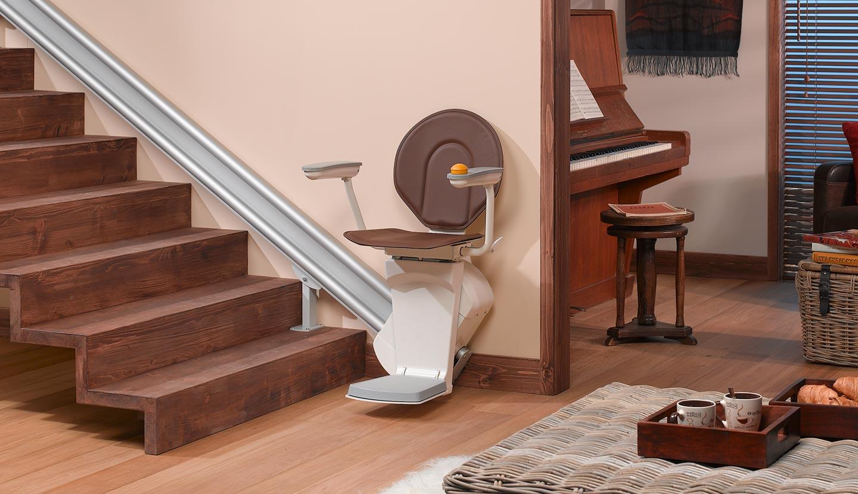 monte escalier electrique otolift
