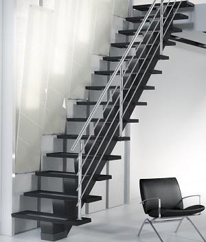 monte escalier en kit. Black Bedroom Furniture Sets. Home Design Ideas